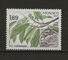 Monaco Préoblitéré Neuf  N° 95 Châtaignier Lot 49-43 - Prematasellado
