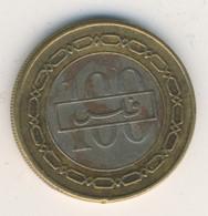 BAHRAIN 2008: 100 Fils, KM 26 - Bahrain