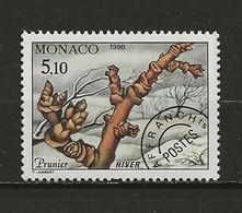 Monaco Préoblitéré Neuf  N° 109 Prunier Lot 49-44 - Prematasellado
