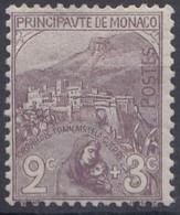 MONACO N* 27 - Unused Stamps
