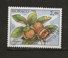 Monaco Préoblitéré Neuf  N° 112 Noyer Lot 49-45 - Prematasellado