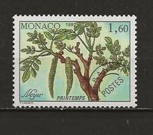 Monaco Préoblitéré Neuf  N° 110 Noyer Lot 49-47 - Prematasellado
