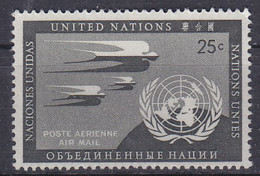 UNO New York [1951] MiNr 0015 ( **/mnh ) - Nuovi