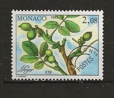 Monaco Préoblitéré Neuf  N° 111 Noyer Lot 49-49 - Prematasellado