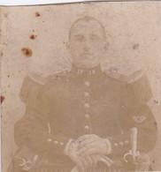 Photo  WW1 Militaire  Du 19 Eme Régiment De Chasseur A Pied  Stationné A Verdun  Réf 4365 - Guerra, Militari