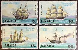 Jamaica 1974 Mail Boats Ships MNH - Jamaique (1962-...)