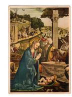 FIRENZE Chiesa Della S.S. Trinità Ghirlandaio L'Adorazione Dei Magi - Museen