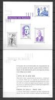 2020 - DE GAULLE - 74° Salon D'automne - Mint/Hinged