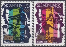 SLOVENIA 151-152,unused - Slovenia
