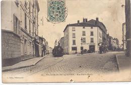 CPA - Villefranche Sur Saone - Rue Pierre Morin - Villefranche-sur-Saone