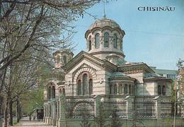 95288-CHISINAU GREEK CHURCH - Moldavië