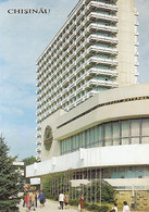 95302- CHISINAU INTOURIST HOTEL - Moldavië