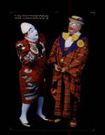 CIRQUE - Les Frederico's - Clowns Parodistes - Autographe - Dédic&cée Par Mario - André Triana - Zirkus