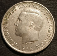 GRECE - GREECE - 10 DRACHMAI 1968 - Royaume - Constantin II - KM 96 - Greece
