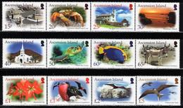 Ascension Islands - 2020 - Island Treasures - Mint Definitive Stamp Set - Ascensión