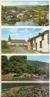 La Semois-Carnet De 20 Vues De Bouillon à Bohan (Corbion-Alle-Mouzaive-Chairière-Vresse-Membre-Orchimont-Poupehan-Frahan - 5 - 99 Cartoline
