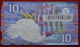 Paesi Basi Olanda 10 Gulden (E0001 - 10 Gulden