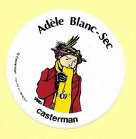 AUTOCOLLANT STICKER - ADELE BLANC SEC - CASTERMAN - BD - BANDE DESSINÉE - TARDI - Adesivi