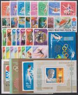 Olympics 1972 - Equestrian - HUNGARY - LOT MNH - Sommer 1972: München