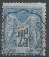 Lot N°60848    N°78, Oblit Cachet à Date Des Ambulants - 1876-1898 Sage (Tipo II)