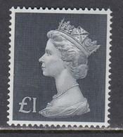 Great Britain 1972 - Queen Elizabeth, Mi-Nr. 611, MNH** - Ungebraucht