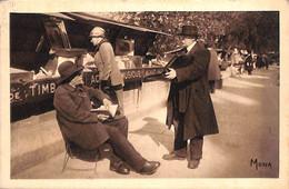 Paris - Le Plus Ancien Bouquiniste Des Quais Charles Dodeman (1926) - Ambachten In Parijs