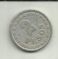 E-2 Pesos 1938 Paraguay - Paraguay