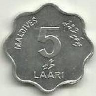 E-5 Laari 1990 Maldivas - Maldives