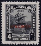✔️ Venezuela 1940 - Simon Bolivar Air Mail  SPECIMEN Mi. 368 ** MNH - Depart 1€ - Venezuela