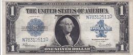 1 Dollar  1923 - Silver Certificates (1878-1923)