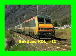 RU 0730 - Train, Loco BB 26054 Vers FEISSONS SUR ISERE - Savoie - SNCF - Altri Comuni