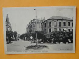 CORMEILLES En PARISIS -- Café De La Gare - Cafés