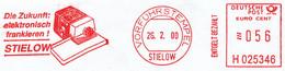 Freistempel Kleiner Ausschnitt 783 Stielow Frankiermaschine - Affrancature Meccaniche Rosse (EMA)