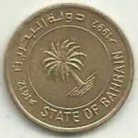 E-10 Fils 1992 Bahrain - Bahrain
