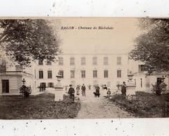 SALON-DE-PROVENCE CHATEAU DE RICHEBOIS - Salon De Provence