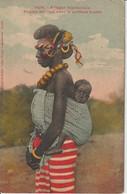 2115-945  Femme Malinké Coiffure Foulah  Coll Géné  Fortier N°1416    La Vente Sera Retirée  Le 02-05 - Senegal