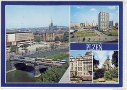 PILSEN / PLZEN - Mutli View - Tschechische Republik