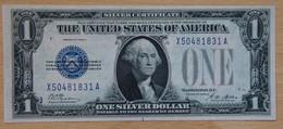 ÉTATS-UNIS D'AMÉRIQUE 1 Dollar 1928 A UNC - Silver Certificates (1928-1957)
