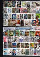 Lot De Timbres Oblitérés  FRANCE - Lots & Kiloware (mixtures) - Max. 999 Stamps