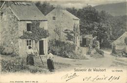 SOUVENIR DE WAULSORT LE CHAROT - Altri