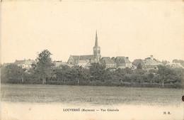 LOUVERNE VUE GENERALE - Louverne