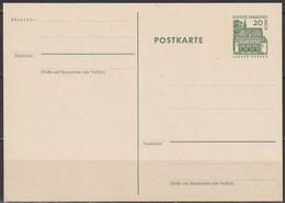 Berlin Ganzsache 1966 Mi.-Nr. P 68  Torhalle In Lorsch Ungebraucht (d 4619) Günstige Versandkosten - Postcards - Mint