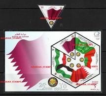 QATAR QUATAR 2006 GCC JOINT ISSUE OMAN SAUDI ARABIA UAE UNITED ARAB EMIRATES BAHRAIN KUWAIT GULF COUNCIL GOLFRAT MNH - Emissioni Congiunte