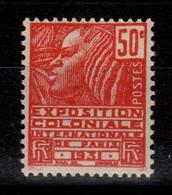 YV 272 N** Exposition Coloniale TYpe II - Neufs