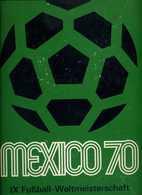 Livre -  Football - Fussball - Mexico 70 IX Fussball Weltmeisterschaft - Mit 72 Postakarten Von Spieler - Other