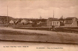 91-corbeil-place Du Champ De Foire - Corbeil Essonnes