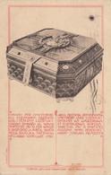 """GG29 - REGNO - """"Cartolina Ricordo Dell'Anno Santo MCMXXV""""  Del 3 Novembre 1927 Da Roma A Brebbia (Como) - Unclassified"""