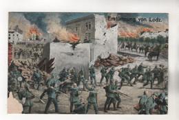 +4649, WK I, Feldpost, Lodz - Guerre 1914-18