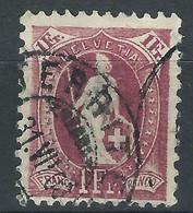 WW-/-134- ZUMSTEIN N° 71D, OBL., MC II - DENT 11½ X 11 - COTE 6.00 € -  IMAGE DU VERSO SUR DEMANDE - Gebruikt