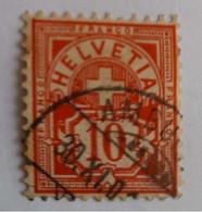 N°60 - Suisse,Schweiz, Switzerland - Bel Exemplaire - Gebruikt